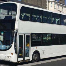 Double decker bus hire dublin