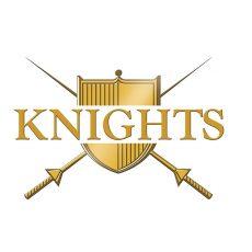Knights Barbers Logo