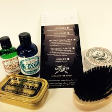 Knights Barbers Products