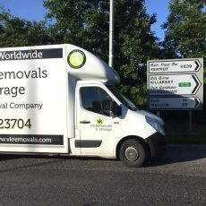 Removals UK to Ireland