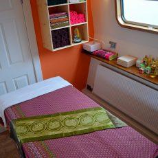 Thai Massage Barge Buddhist Blessing SUN 12MAR17 Pablo Photography