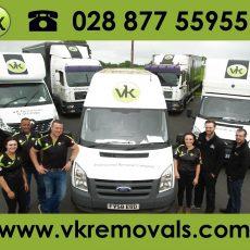 VK Removals & Storage