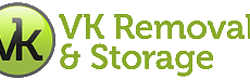 VK Removals logo