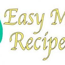 easy mango recipes logo