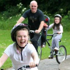 family bike hire