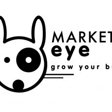 marketing eye logo