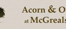 Mc Greals @ Acorn & Oak Logo