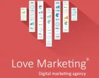 Love Marketing Logo