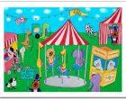 Carousel-Christening-Art