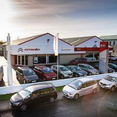 Jack Doran Motors Showroom