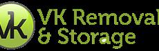 VK Removals logo